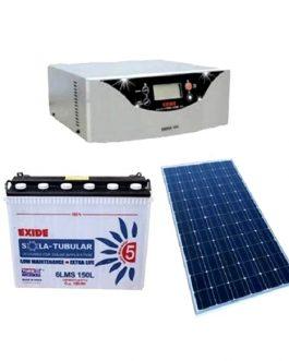 Kit Solar On-Grid