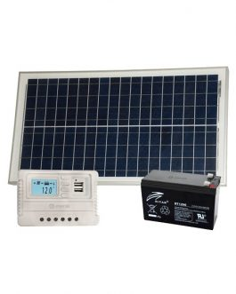 Kit Solar Off-Grid
